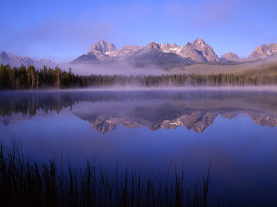 Redfish Lake Idaho, United States