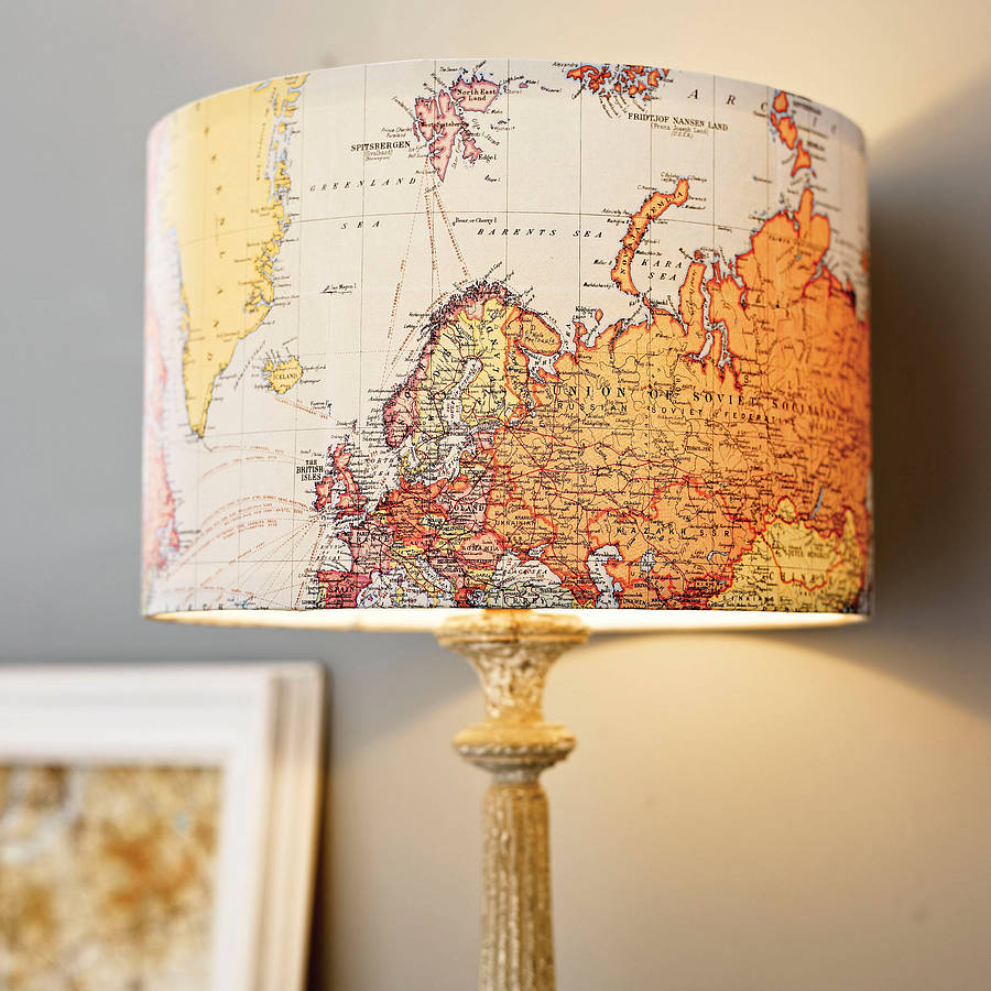 15 creative lampshades and cool lampshade designs part 2 - Creative lamp shades ...