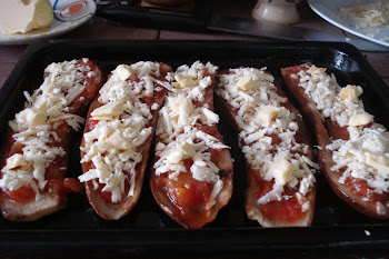 cubiertas con queso guayanés