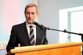 Taoiseach Enda Kenny. Source: Google Images