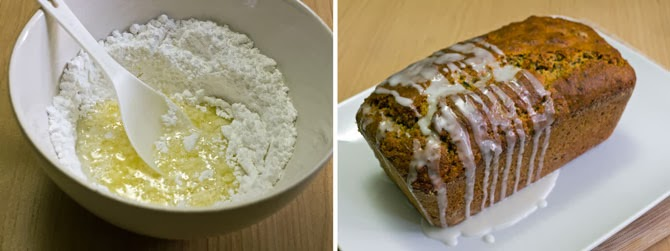 Cooking Weekends: Lemon Zucchini Cake with Poppy Seeds