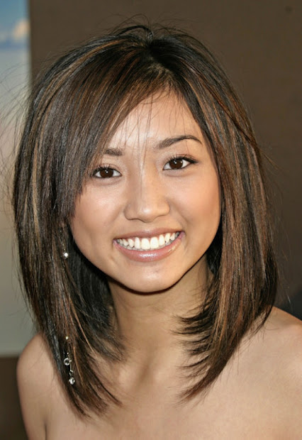 cute medium haircuts long bob