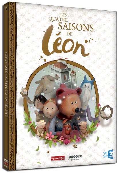 Les quatre saisons de Léon - ©Folimage