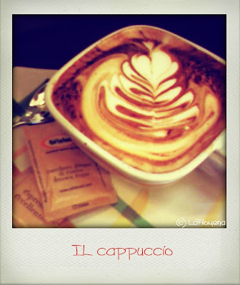 cappuccio latte art