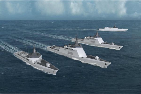 Fdra fuerza naval corbetas clase gowind francia for Todo sobre barcos
