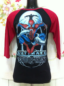 Ultimate Spider Man Marvel (T-Shirt 3 suku)