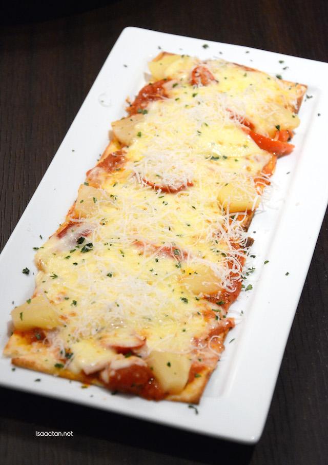 Mediterranean Flatbread Pizza - RM18.90