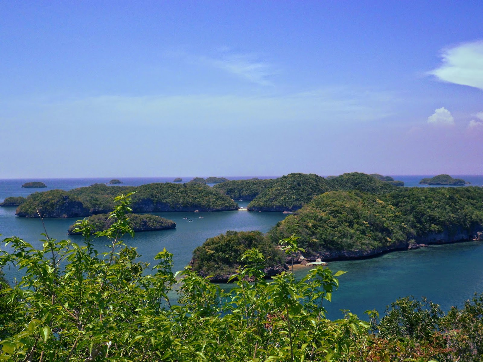 Governor's Island at Hundred Islands