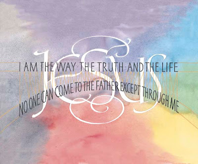 I am the Way Bible Quote