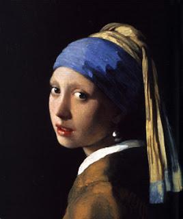 La joven de la perla, de Johannes Vermeer, se encuentra en Mauritshuis (La Haya).
