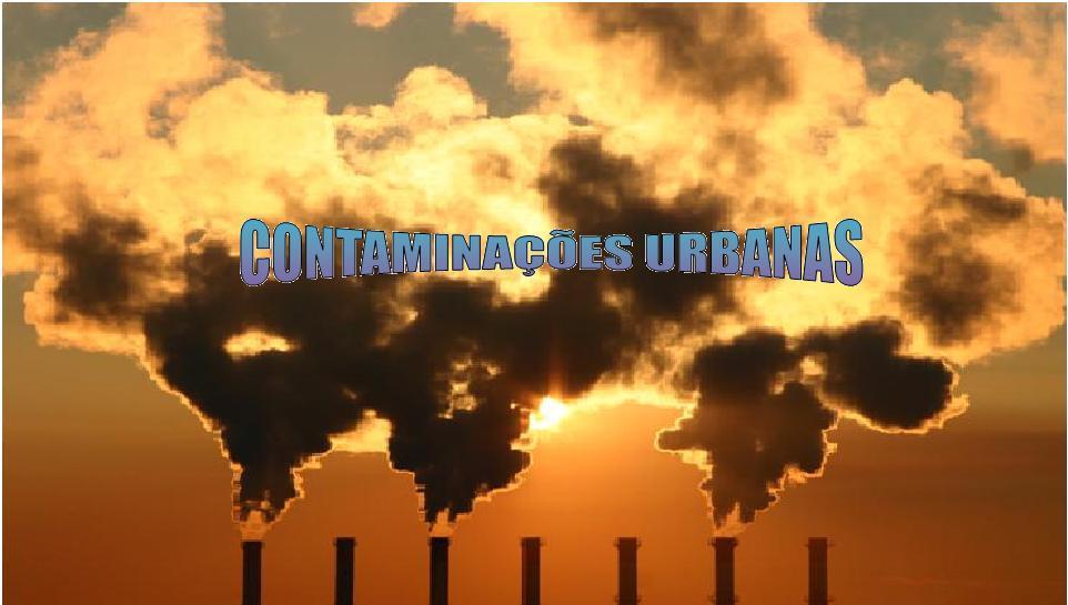 Contaminações Urbanas
