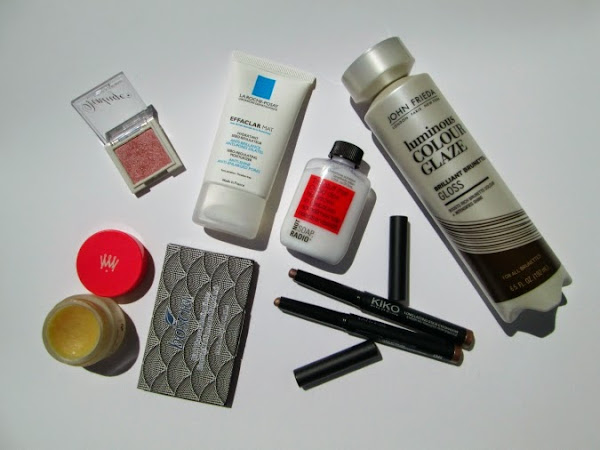 Monthly Beauty Favorites | April 2015
