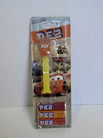 Pixar's Cars in Pez Candy dispense