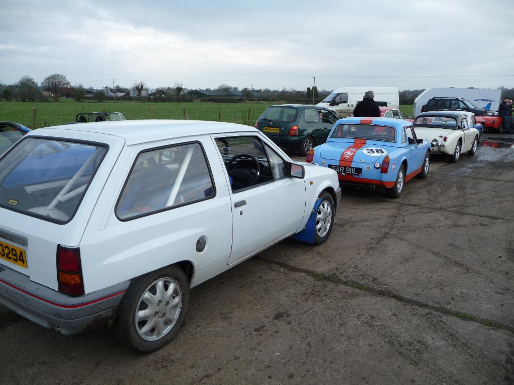 Carey Motorsport: MGCC Autosolo
