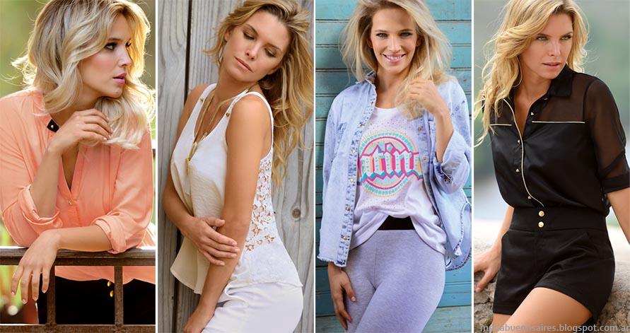Moda 2015 - Marcela Koury Select primavera verano 2015 ropa de mujer.