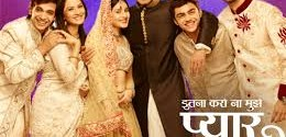 Itna Karo Na Mujhe Pyaar 19th September 2015 On Sony Tv
