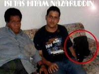 Isi Tas Hitam Nazaruddin | Barang Bukti Nazaruddin