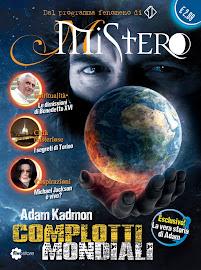 Numero 2 del Magazine Mistero