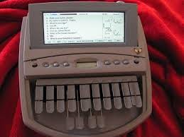 Keyboard Stenotype