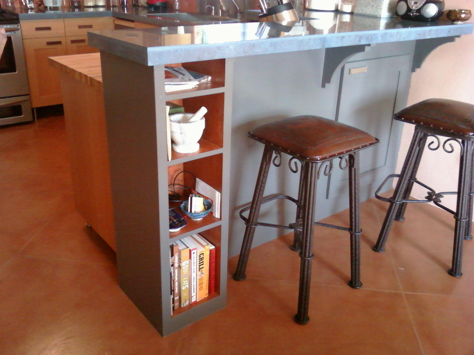 Kitchen Designs with Peninsula Bar
