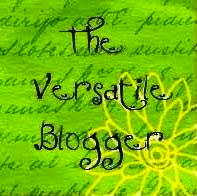 I'm a Versatile Blogger