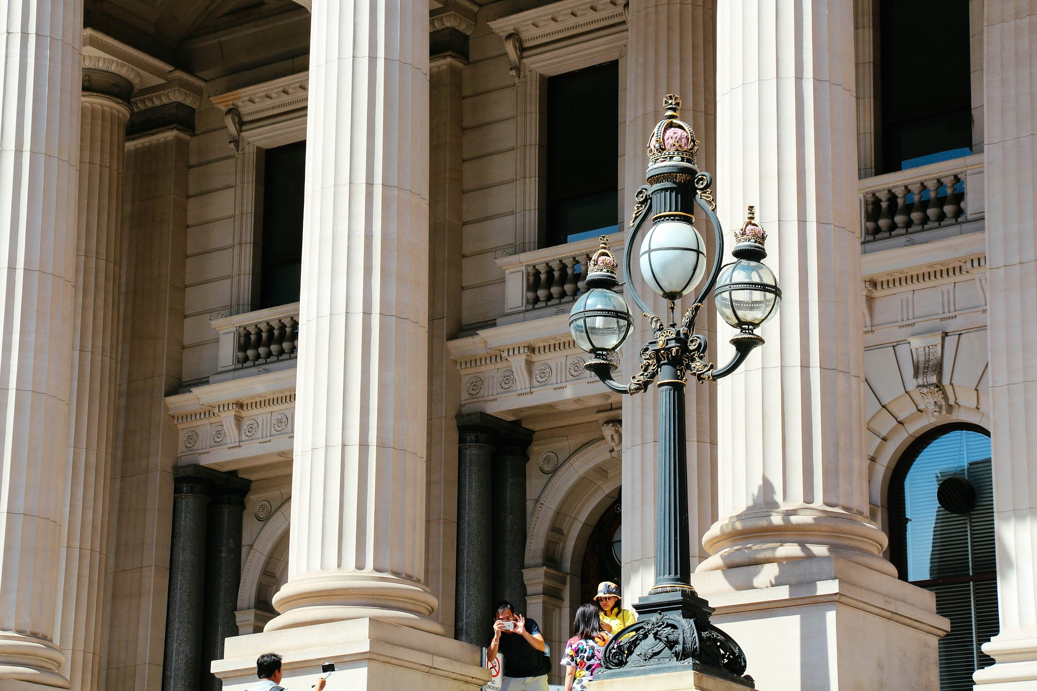 Melbourne Guide Parliament House
