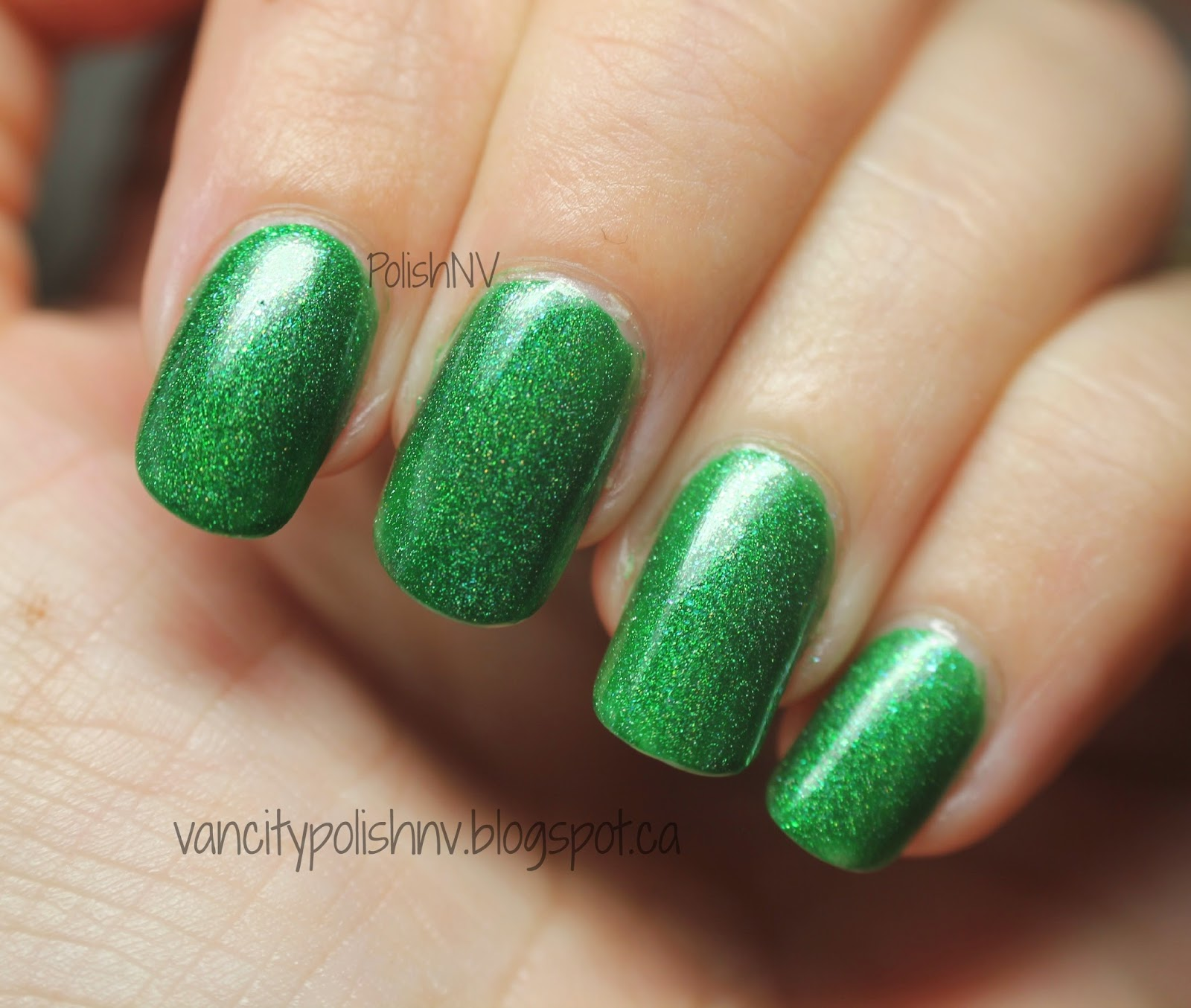Picture Polish Hercynia Swatches