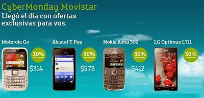 cyber monday movistar 2013