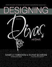 I was published in Designing with the Divas!