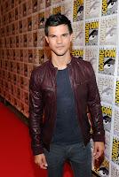 Comic Con 2011 red carpet Taylor Lautner