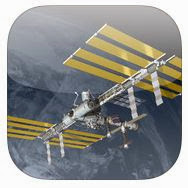 International Space Station (ISS) app