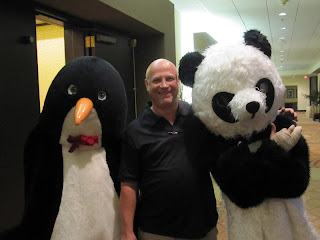 Google Panda and Penguin DFWSEM June 2012