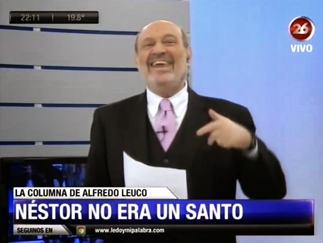 D'elia explotó: le dijo malparido a Macri y amenazó a Leuco