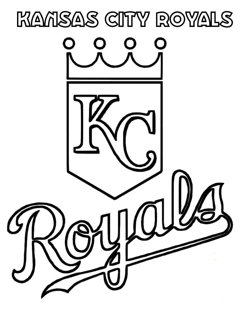 chiefs coloring pages - photo#17