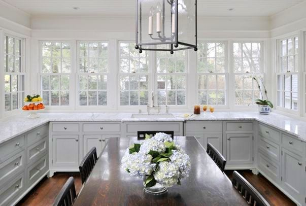 Beautiful White Kitchens house of mood: 2012