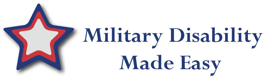 Military Disability Made Easy Blog