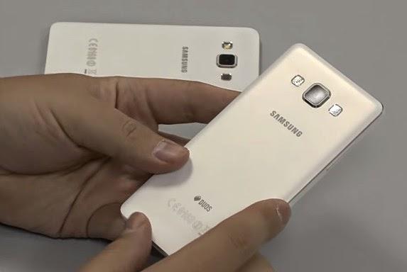 Smart Galaxy A5
