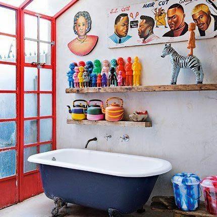 Yiyou from mars blog mode vintage et lifestyle bordeaux - Idee salle de bain originale ...