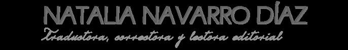 Natalia Navarro Díaz