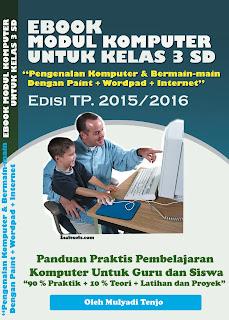 Modul TIK/Komputer SD Kelas 3 TP.2015/2016