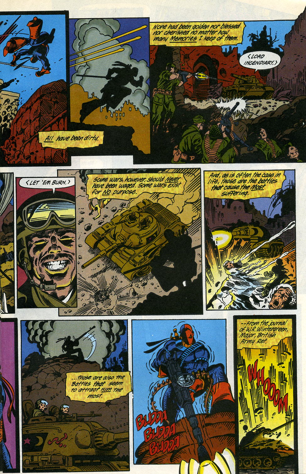 Deathstroke (1991) Issue #3 #8 - English 5