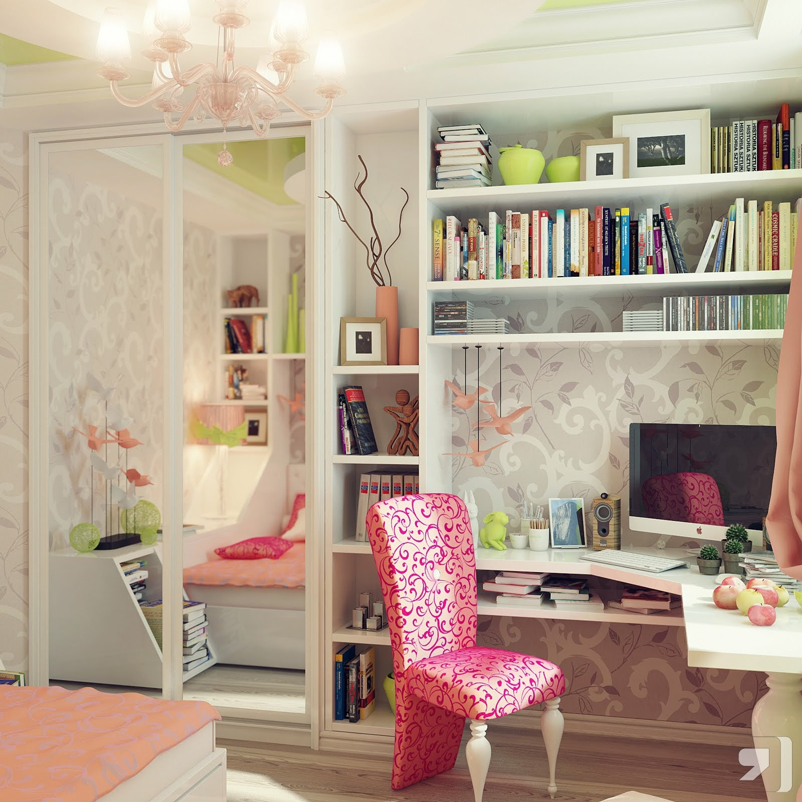 Terrific Young Teenager's Rooms | Home Design Idea