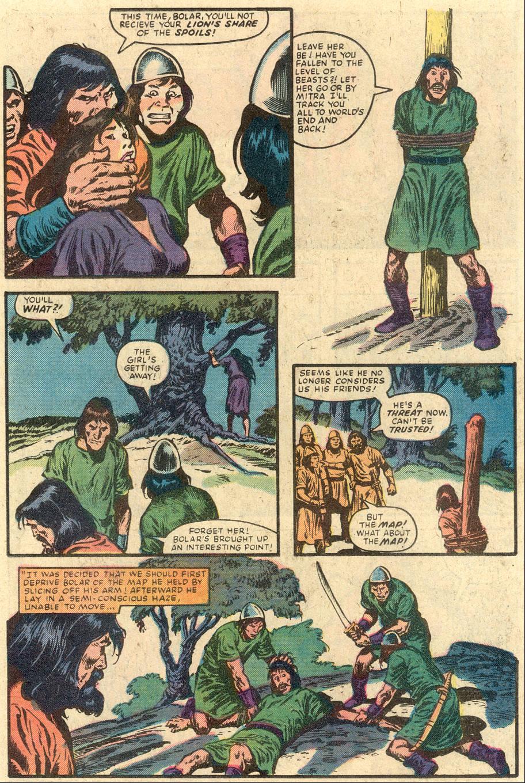 Conan the Barbarian (1970) Issue #149 #161 - English 14