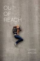 bookcover of OUT OF REACH by Carrie Arcos