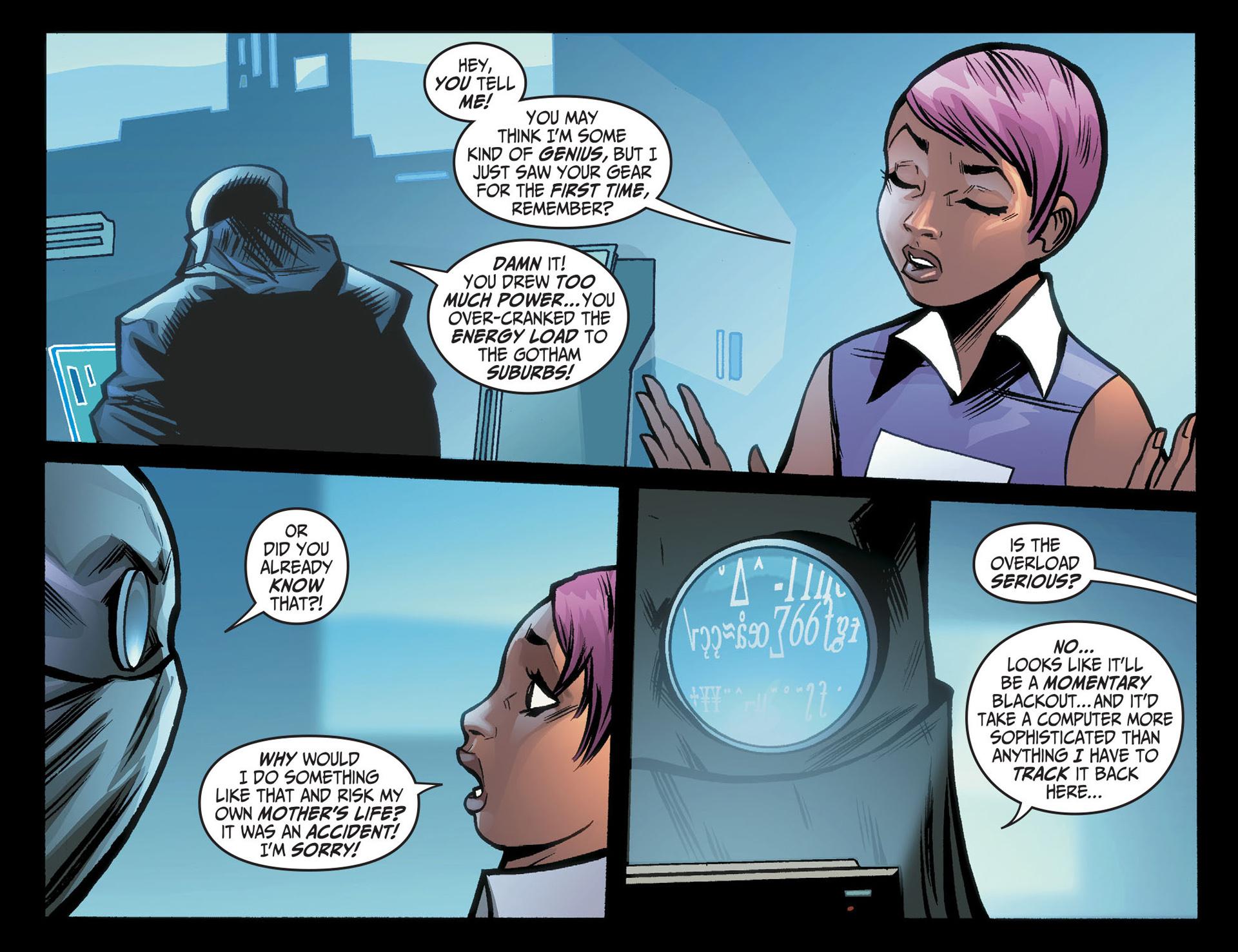 Batman Beyond (2012) Issue #22 #22 - English 17