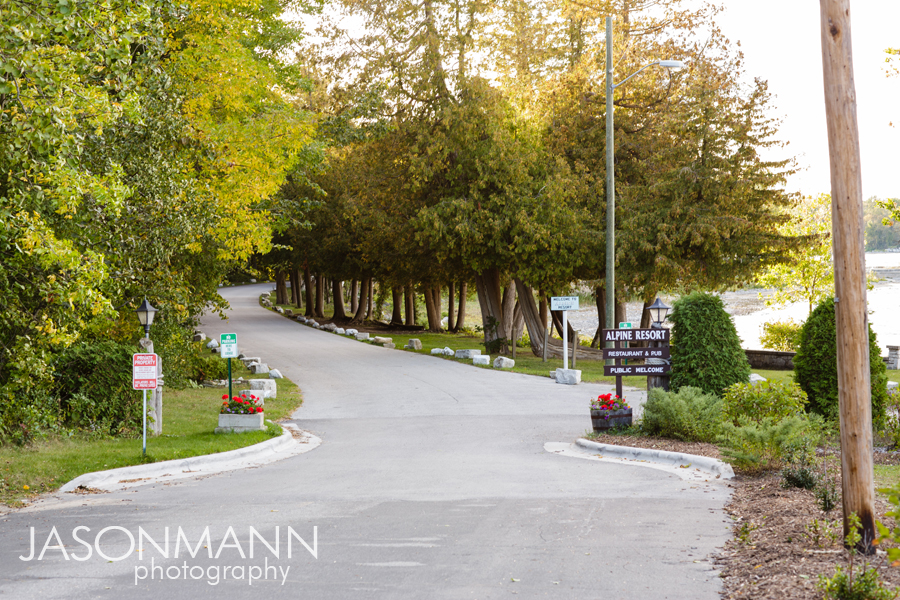 Jason Mann Photography - Door County Wedding, Alpine Resort