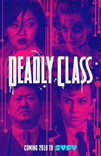 Deadly Class: Season 1, Episode 1