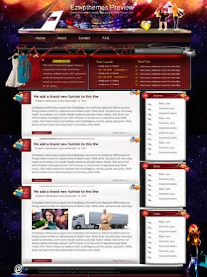 Close to Alibaba blogger template. free blogspot template download. online store blog blogger template