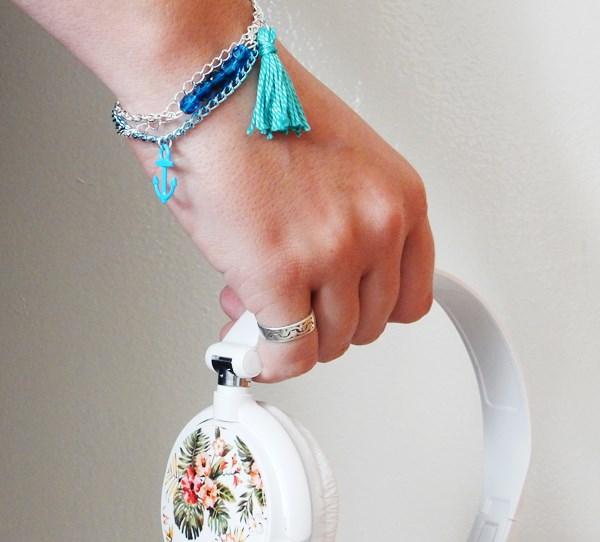 DIY : bracelet d'été