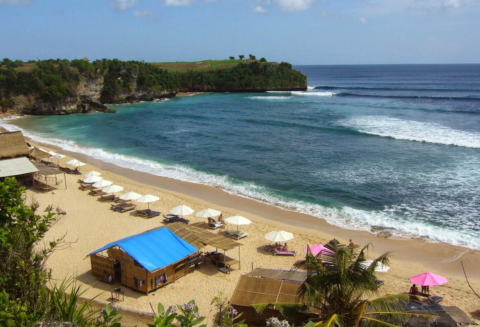 Pantai terindah di Bali